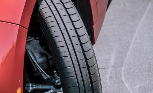 narrow tire