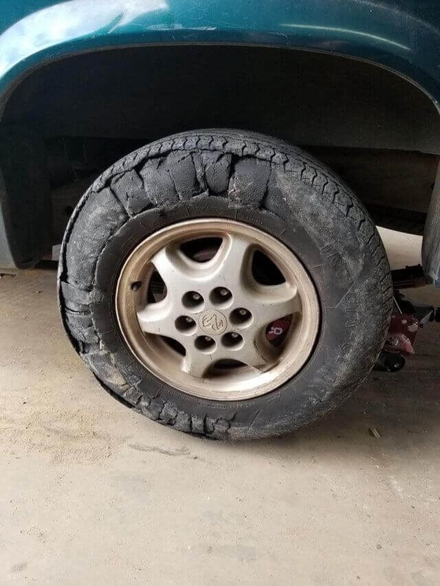 do-it-yourself tire
